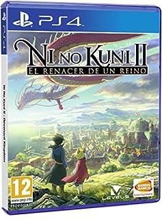 Ni No Kuni II: El Renacer De Un Reino - Estándar (B072VMTWWX) | Amazon Products