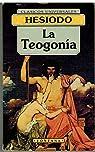 La teogonia par Hesíodo