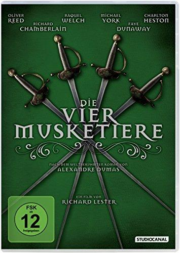 Bild von Die vier Musketiere