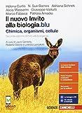 Il nuovo invito alla biologia.blu. Dagli organismi alle cellule. Per le Scuole superiori. Con Contenuto digitale (fornito elettronicamente)