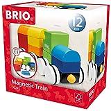 BRIO 30245 - Magnetischer Holz Zug, bunt