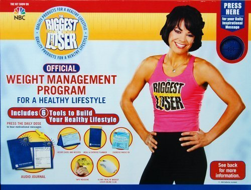 the biggest loser official weight management program kit for a healthy lifestyle by The Biggest Loser
