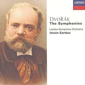 Dvorák: Symphonies Nos 1-9