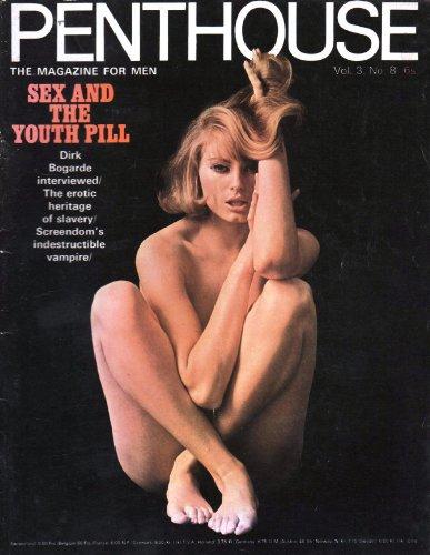 Penthouse magazine volume 3, No. 8, 1968