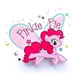 My Little Pony Mini 3D LED Wall Light - Pinkie Pie