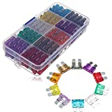 MECO 100PCS Blade Fuse Kit...