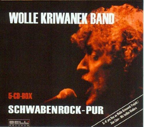 Schwabenrock Pur by Wolle Kriwanek Band (2004-11-08) -