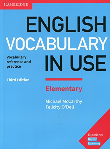 English vocabulary in use. Elementary. With answers. Per le Scuole superiori
