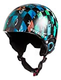 Quiksilver The Game - Casco de snowboard para niño, Multicolor, talla 52