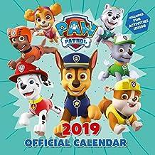 Paw Patrol Official 2019 Calendar - Square Wall Calendar