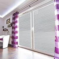 Aingoo Protezione di visione di finestra film smerigliato stile di vetro pellicola finestra film 90x200 cm 9