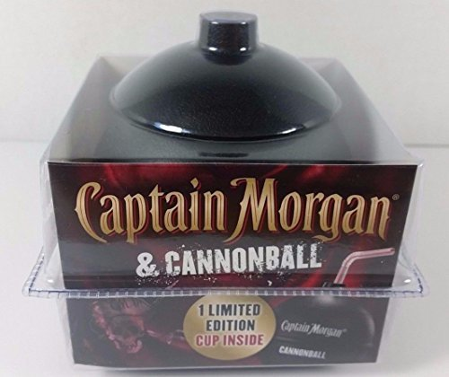 set-of-2-captain-morgan-cannonball-cups-by-captain-mortan