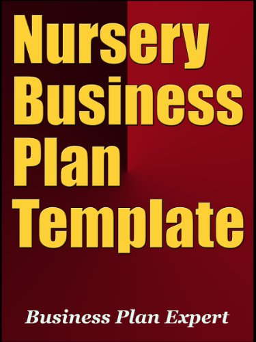Business plan for nursery