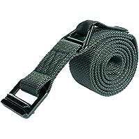 oleader tattico militare Utility Amy cintura sicurezza Combat Duty salvataggio Rigger Cintura per caccia di emergenza, Black