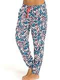 Jockey Women's Pyjama Pant (2XLarge, Bittersweet)