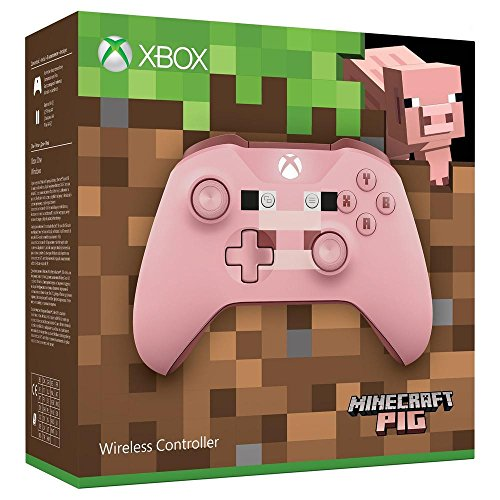 Xbox Wireless Controller - Minecraft Pink Limited Edition