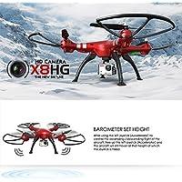 8MP HD Kamera 2016 NEU SYMA X8HG 2.4G 4CH 6Axis Headless+ Barometer Quadrocopter