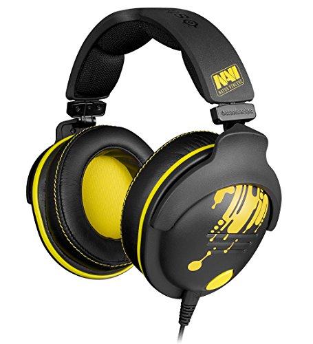 Preisvergleich Produktbild SteelSeries 9H NAVI Edition Headset schwarz / gelb