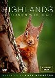 Highlands: Scotland's Wild Heart DVD [2016]
