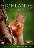 Highlands: Scotland's Wild Heart DVD [2016]
