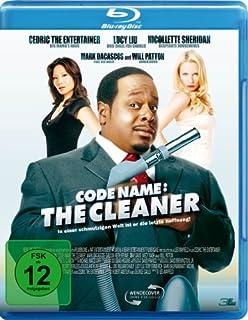 Codename: The Cleaner [Blu-ray]