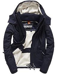 Superdry Hooded Fur Sherpa Wind Attacke, Veste Femme