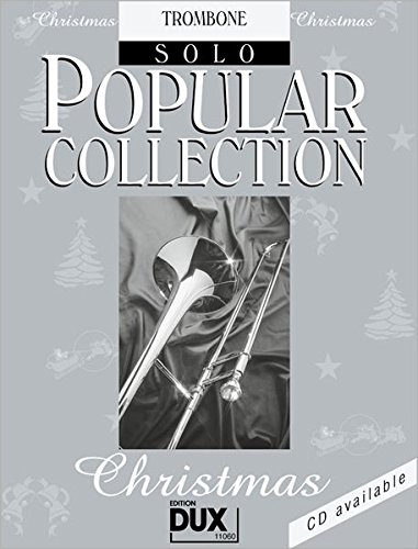 Popular Collection Christmas: Posaune Solo
