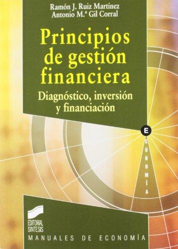 Principios de gestión financiera, (Colección Síntesis. Economía)