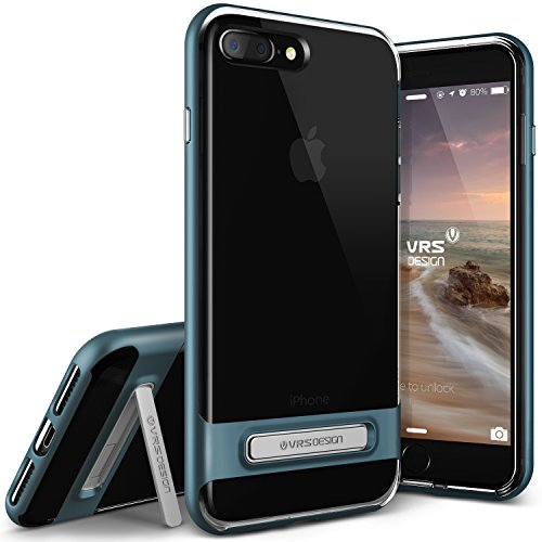 funda-iphone-7-plus-vrs-design-crystal-bumpersteel-azul-transparente-caseshock-absorcion-coverkickst