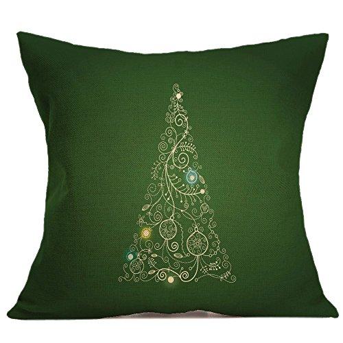 MERICAL Weihnachten Kissenbezug Schlafsofa Home Decor Kissenbezug(45 x 45cm)