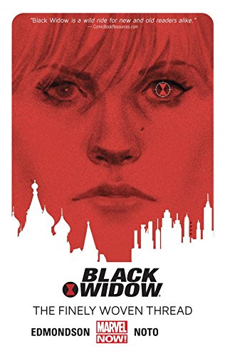 Black Widow Vol. 1: The Finely Woven Thread (Black Widow boxed) (English Edition)