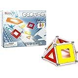 Geomag - Kids Just Panels 38 piezas, juego de construcción (151)