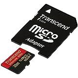 Transcend Carte Mémoire microSDXC 32 Go Classe 10 UHS-I 600x (Ultimate) TS32GUSDHC10U1