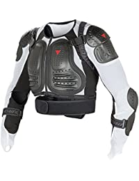 Dainese - Manis Jacket Pro, color white / black, talla L