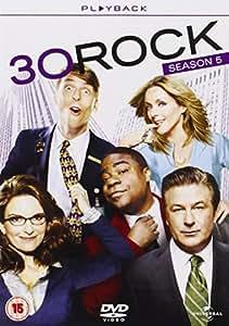 30 Rock Season 5 [DVD]