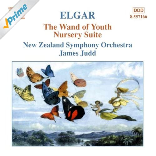 The Wand of Youth Suite No. 1, Op. 1a: III. Minuet