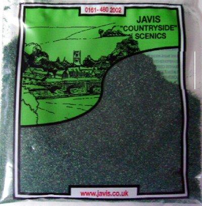 Scenic Scatter, Streu/feiner Deko-Streu für Modelleisenbahnen/, Weide grün Javis
