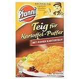 Pfanni Teig für Kartoffel-Puffer mit rohen Kartoffeln 20 Puffer