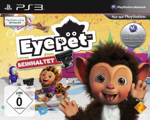EyePet mit Kamera - [PlayStation 3] Kamera Und Computer Software