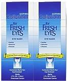 Bausch & Lomb Collyrium For Fresh Eyes Eye Wash-4 oz, 2 pack