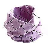 TININNA Echarpes Cartoon Bebe Automne Hiver GarçOns Filles Collar BéBé Echarpe Coton Collier O Neck Wraps Violet