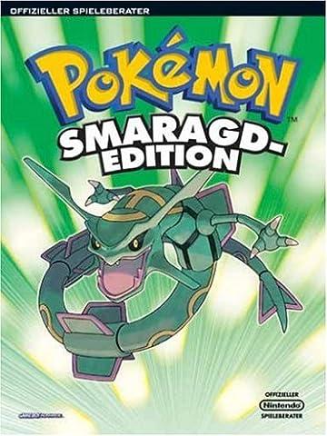 Pokémon Smaragd-Edition Offizieller