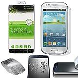 Xtra-Funky Exclusif Samsung Galaxy S3 MINI Très Mince 0.26mm Protecteur d'écran en Verre Trempé et Résistant aux Rayures - Tempered Glass