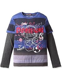 Desigual - Camiseta de manga larga - para niño