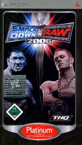 WWE Smackdown vs. Raw 2006 [Platinum] (Wrestling Psp-spiele)