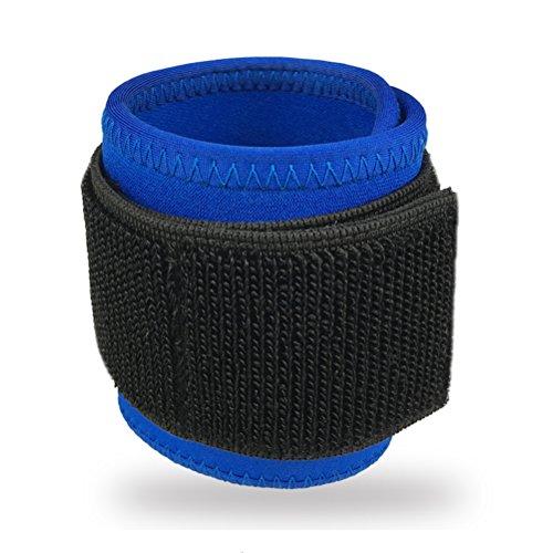 Einstellbare Sport Armbänder für Männer und Frauen Jugend Kinder Handgelenk Unterstützung Wrap für Volleyball Badminton Tennis Basketball Gewichtheben Handgelenkstütze (1 Stück) -