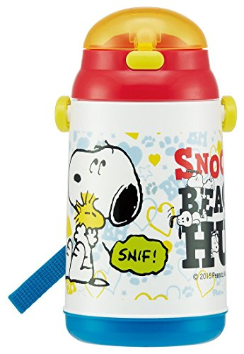 skater-peanuts-snoopys-beagle-hug-water-bottle-with-built-in-straw-by-skater