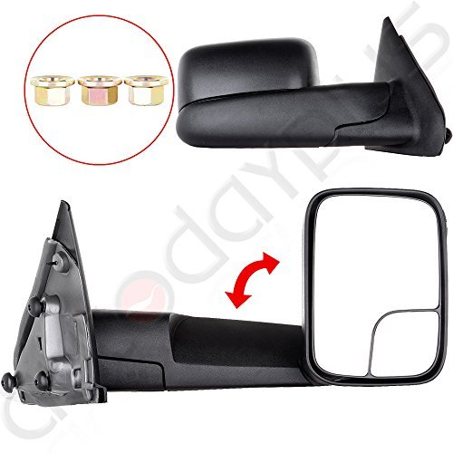 Scitoo Tow Side Mirror Pair Set For