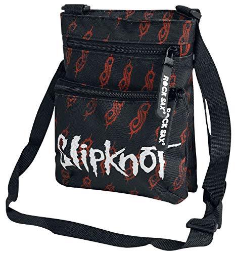 Slipknot Iowa Umhängetasche schwarz - Slipknot Messenger Bag