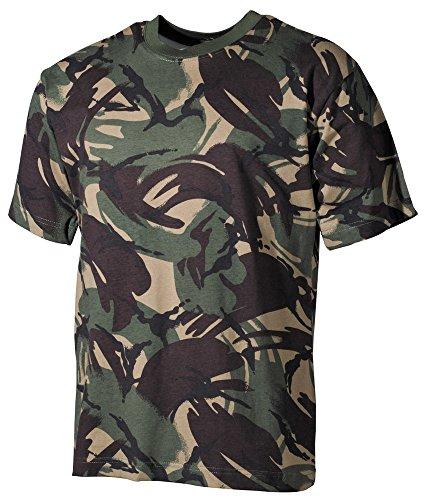 US T-Shirt, halbarm 170 g/m² DPM